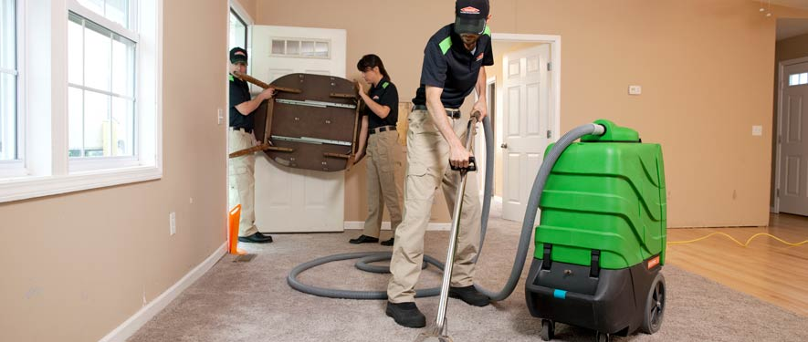 Lawrenceville, IL residential restoration cleaning